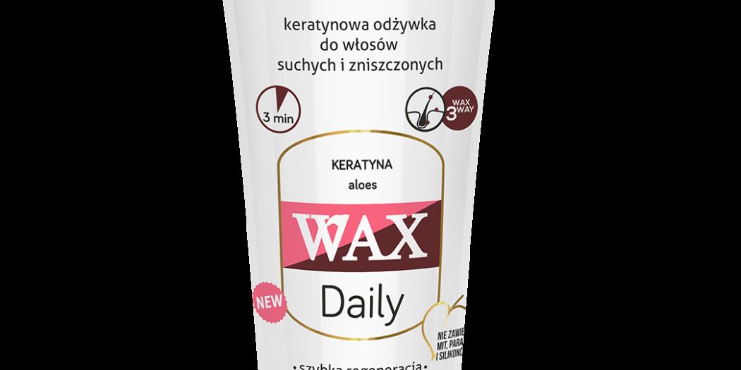 WAX odżywka keratynowa 200ml