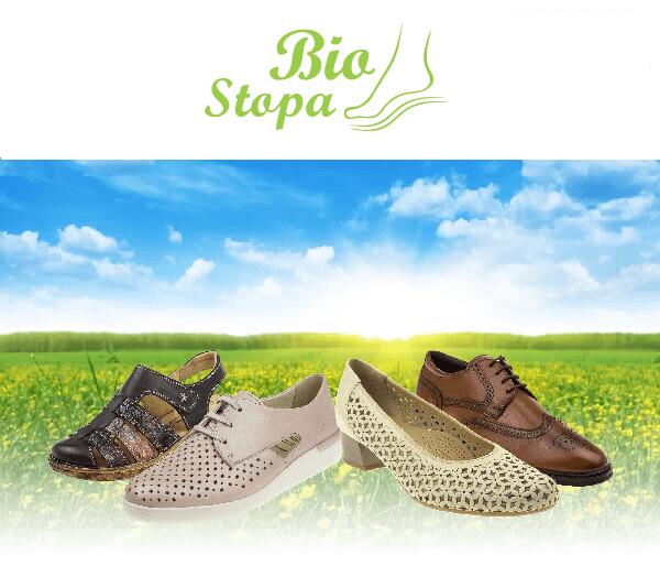 biostopa wygodne obuwie zdrowotne