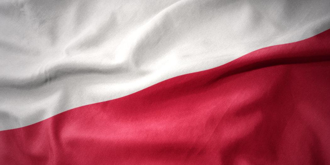 flaga w handlu