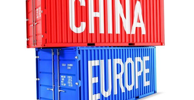 Kontenery China - Europe