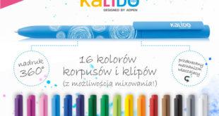 Kalido - 16 kolorów długopisów