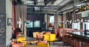 Kolory w restauracji