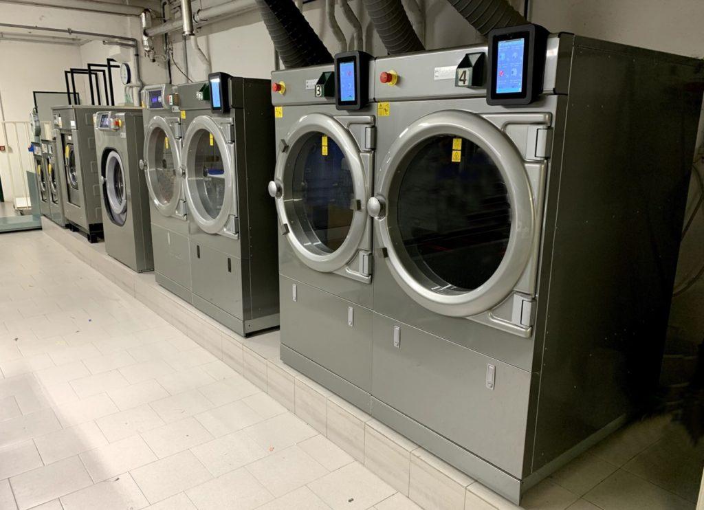 pralki przemysłowe na monety