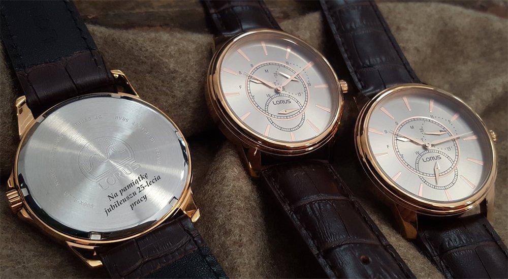 Zegarek z dedykacją