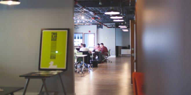 Przestrzeń biurowo-konferencyjna