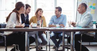 strategiczne zmiany na poczatku roku w firmie