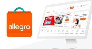 Sprzedaż na Allegro