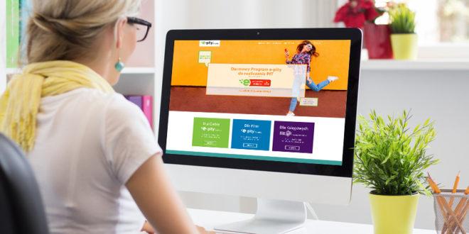 Strona internetowa z pitami