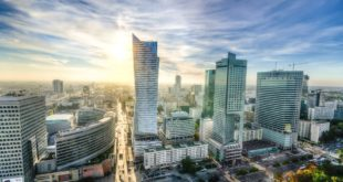 Panorama stolicy