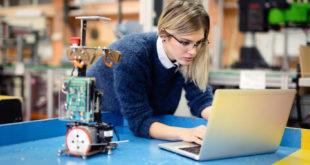 dziewczyny studiują na politechnikach