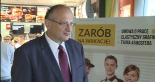 Krzysztof Kłapa - Mc Donald's Polska