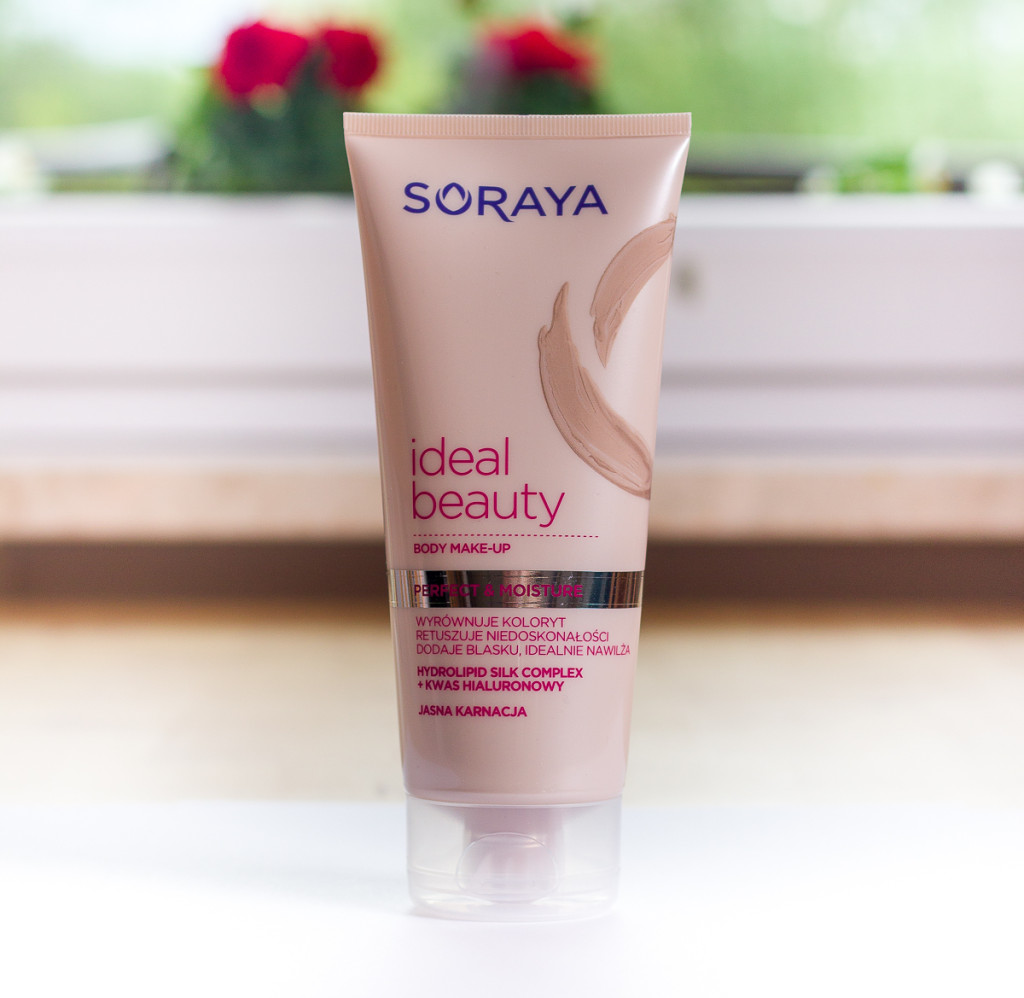 Korygujące Body Make-upy Perfect & Moisture Soraya Ideal Beauty