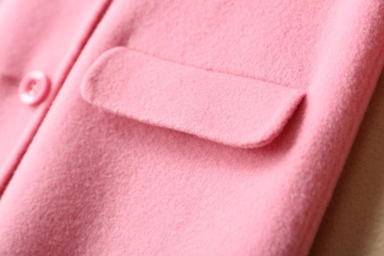 Kolor różowy - modny jesienią