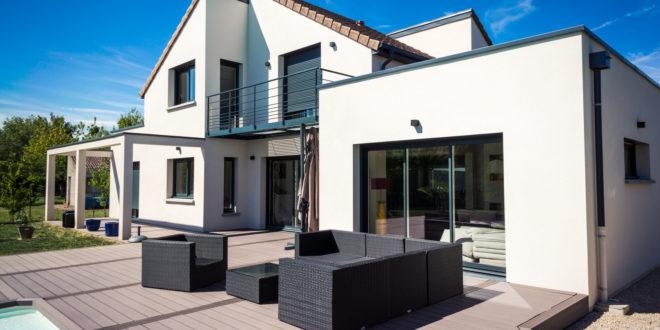 Dom - piękna posiadłość