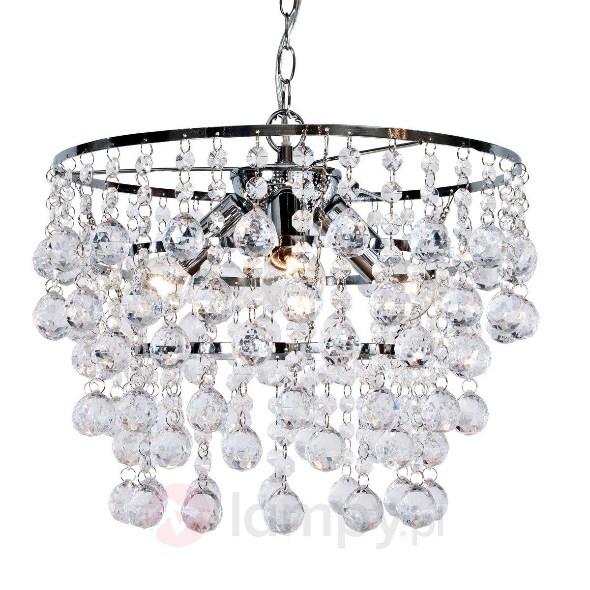 Lampy z kryształu
