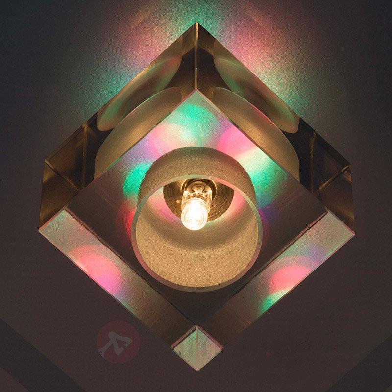 Lampa z żarówkami LED