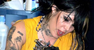 Kat von D kosmetyki i tatuaże