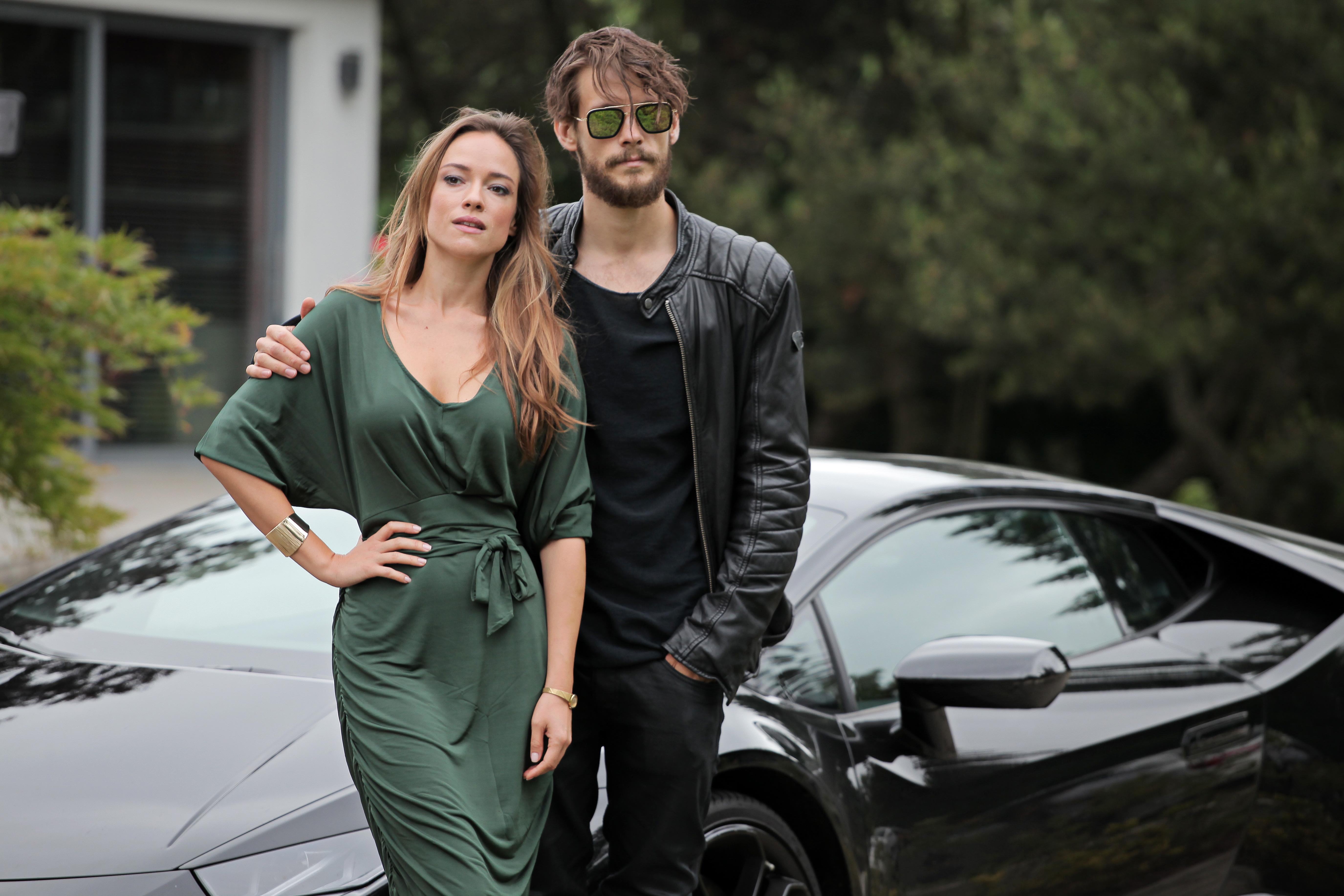 Alicja Bachleda-Curuś i Sebastian Fabjański |Anna Gostkowska, Copyright ©ent One Investments