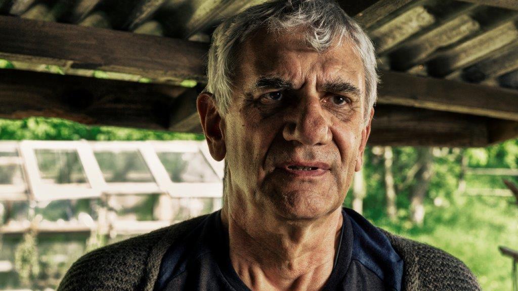 Wiktor Zborowski jako Matoga