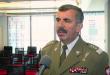 Gen. broni Edward Gruszka, dowódca 1. Wielonarodowej Brygady Grupy Bojowej z dowództwem w Karbali   fot.: Newseria