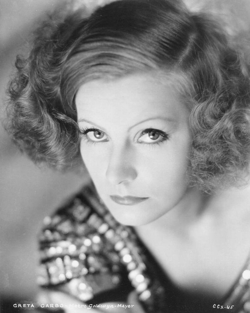 Greta Garbo 1930s