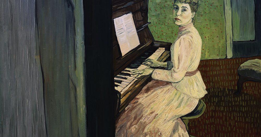 Marguerite Gachet Twój Vincent