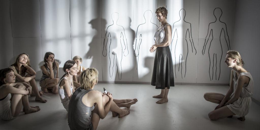 Maja Ostaszewska w Body/Ciało