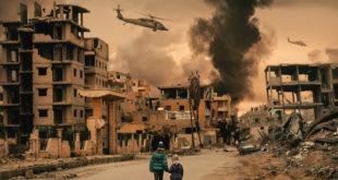syria wojna