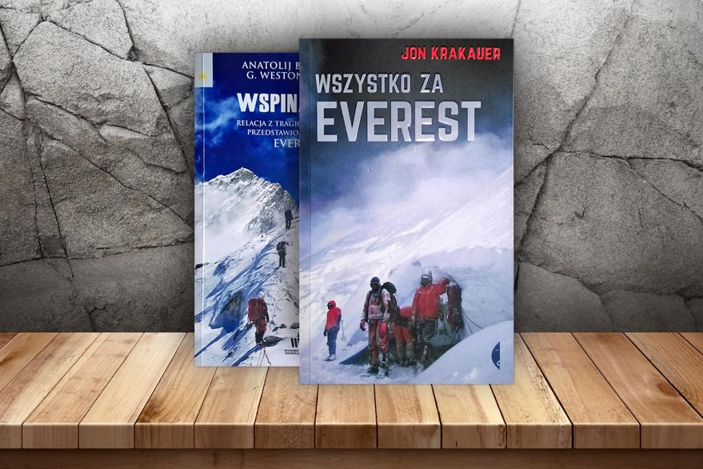 Jon Krakauer, Wszystko za Everest, przełożyla Krystyna Palmowska