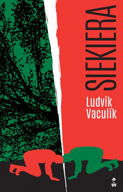 Siekiera - okładka książki | materiały promocyjne