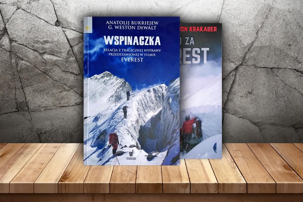 Anatolij Bukriejew, G. Weston DeWalt, Wspinaczka, przełożył Piotr Pawlaczek