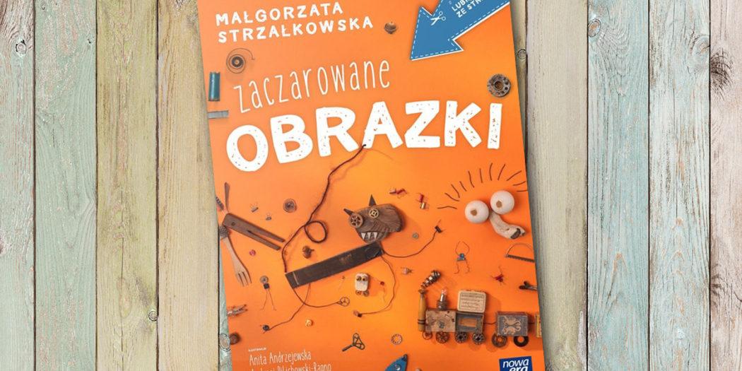Małgorzata Strzałkowska: Lubię czytać ze strzałką