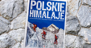 Janusz Kurczab, Wojciech Fusek, Jerzy Porębski: Polskie Himalaje Wydanie uzupełnione, wydawnictwo Agora, 2018