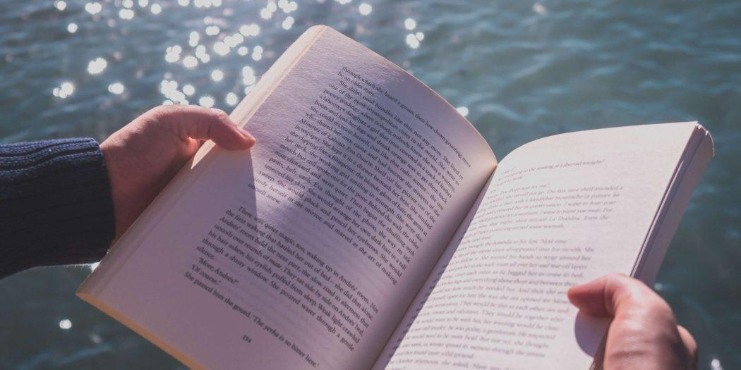 książki na wakacje
