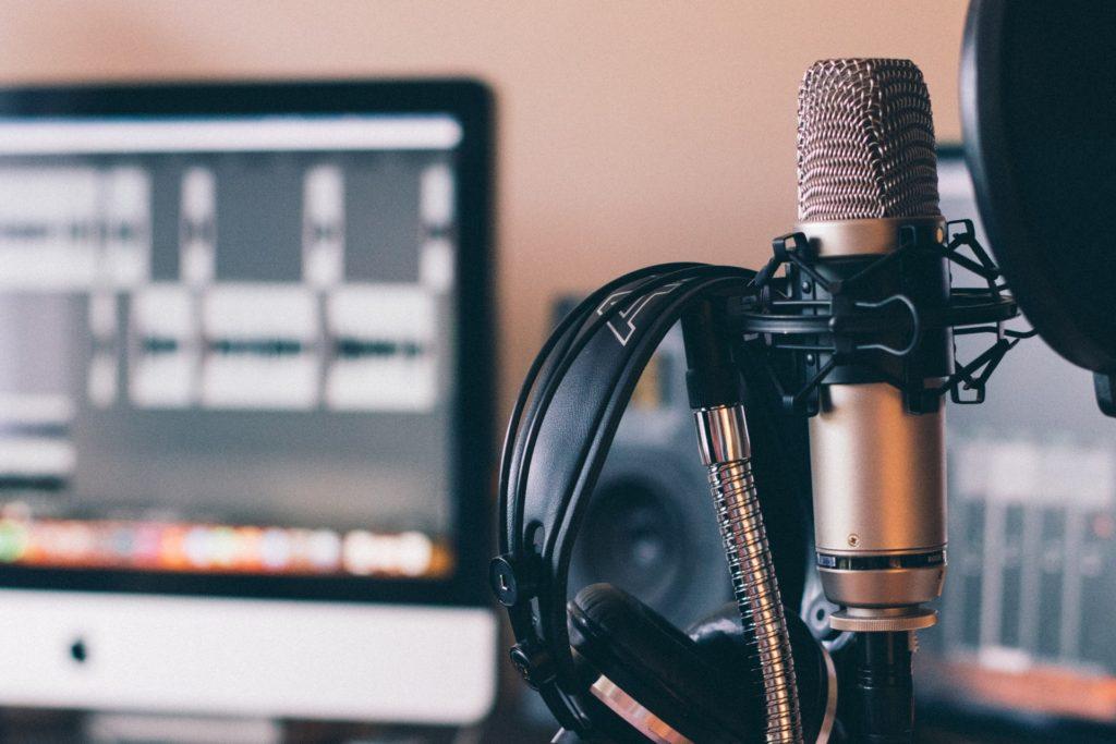 nagrywanie audiobooka