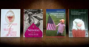 Książki do przeczytania jednym tchem, co nie oznacza, że traktują o błahych sprawach | fot.: DP