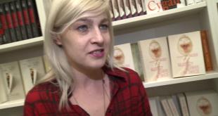 Małgorzata Halber wyda komiks Bohater