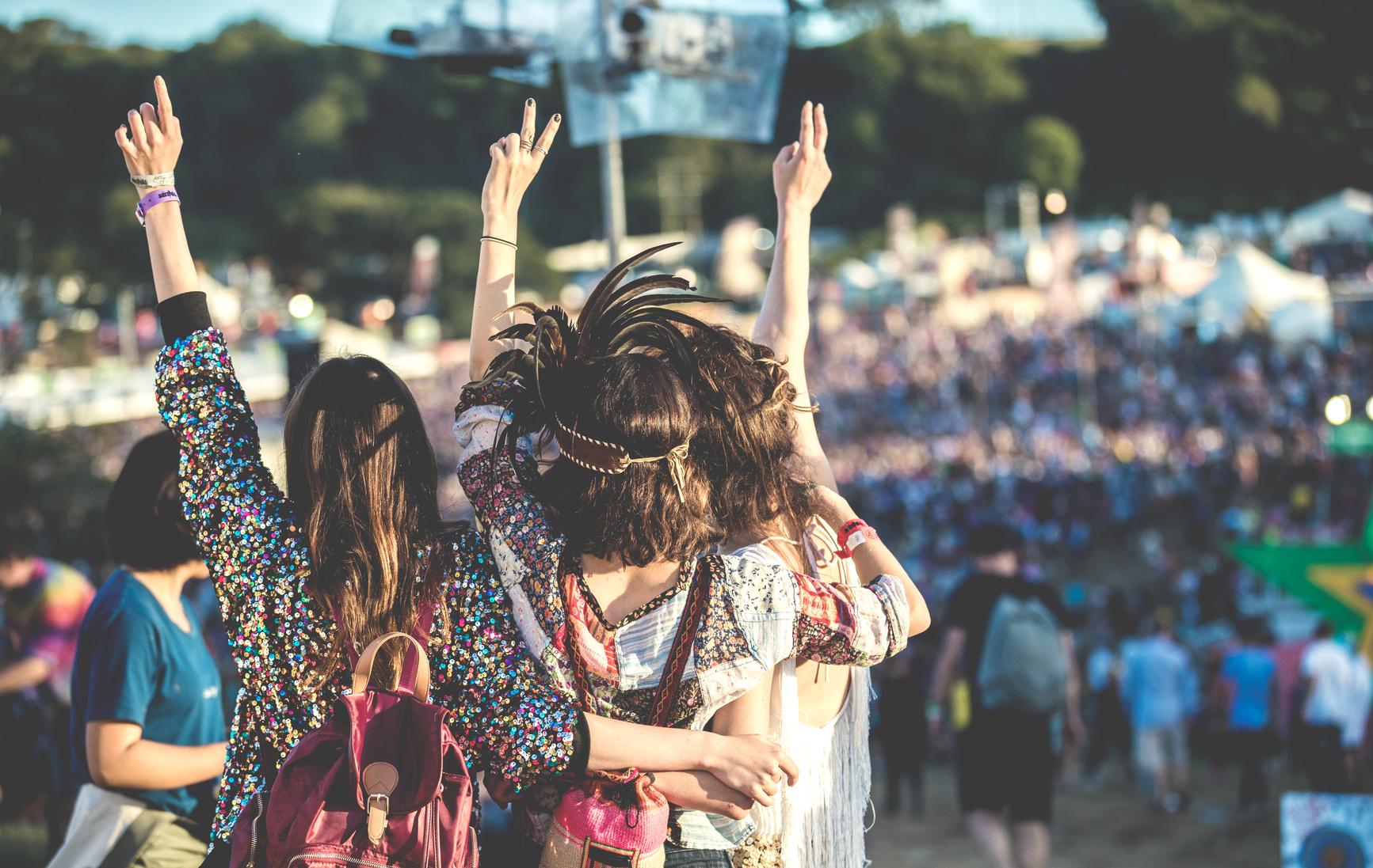 Festiwal muzyczny latem