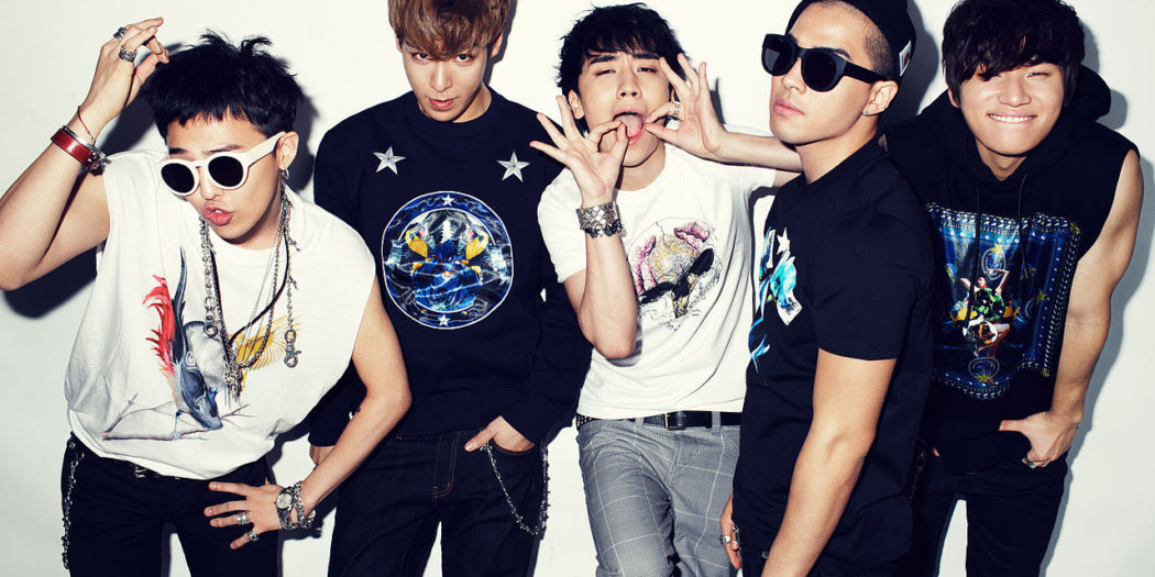 Big Bang k-pop