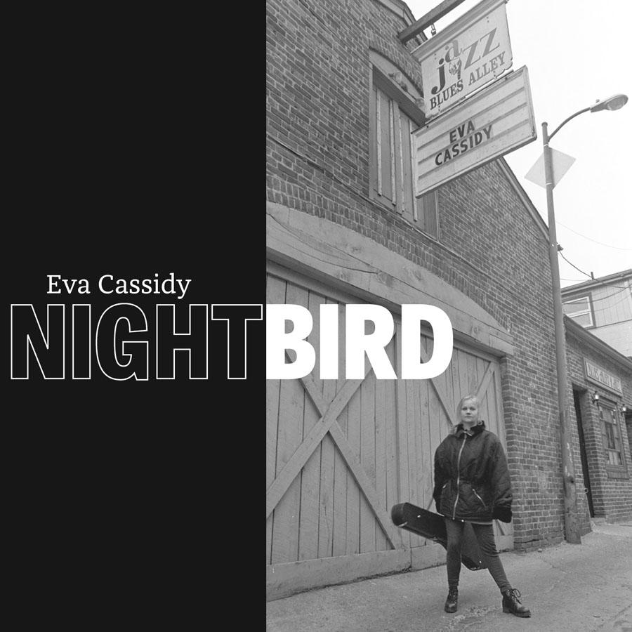 Eva Cassidy Nightbird - okładka płyty | Materiały promocyjne