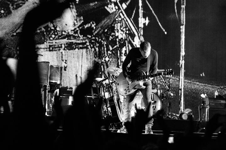 Bryan Adams na koncercie Włochy