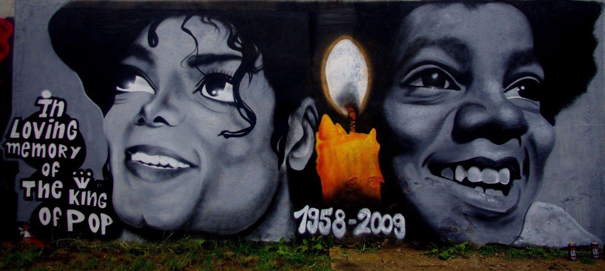 Piotr Łukaszczuk - Michael Jackson - 6 rocznica śmierci