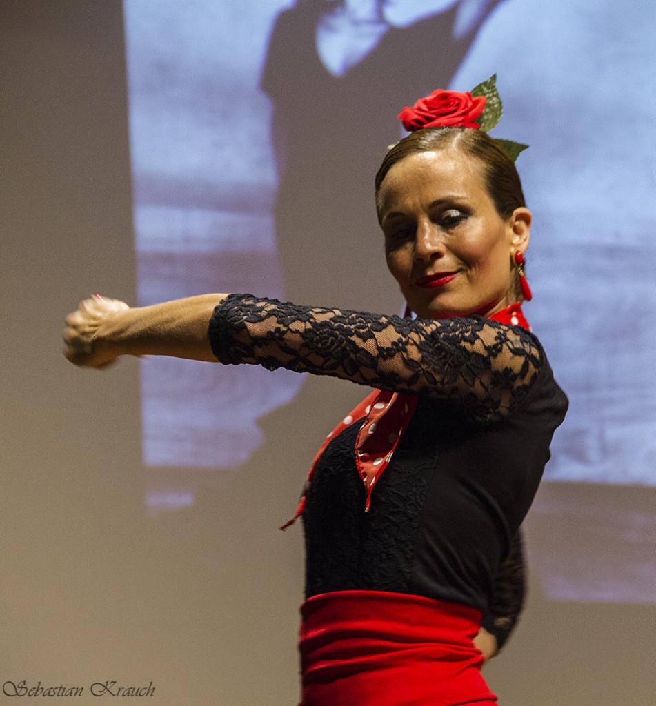 Flamenco wyzwala emocje|fot.: Sebastian Krauch