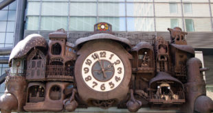 Wielki Zegar Ghibli
