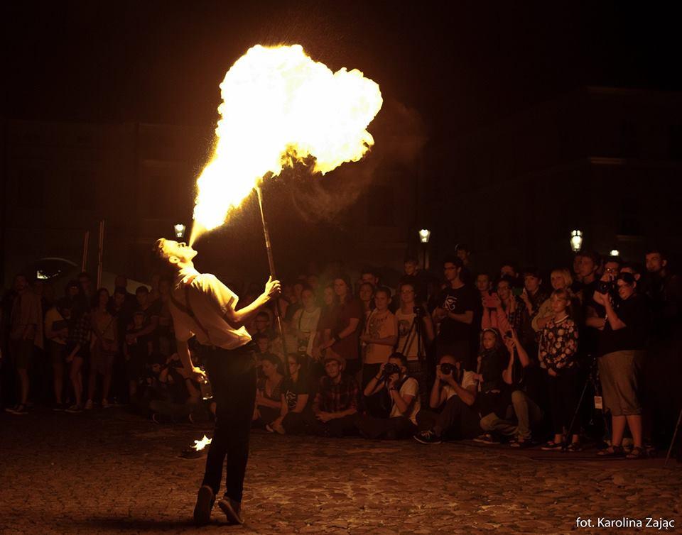 Teatralia Fireshow
