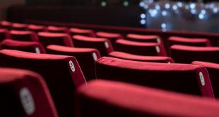 widownia w teatrze