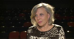 """Od kiedy stworzyliśmy fundację i otworzyliśmy teatry, to bez przerwy dostaje prośby na nowo o """"Białą bluzkę"""", """"Marię Callas"""" i """"Kobietę zawiedzioną"""" – mówi Krystyna Janda   fot.: Newseria"""