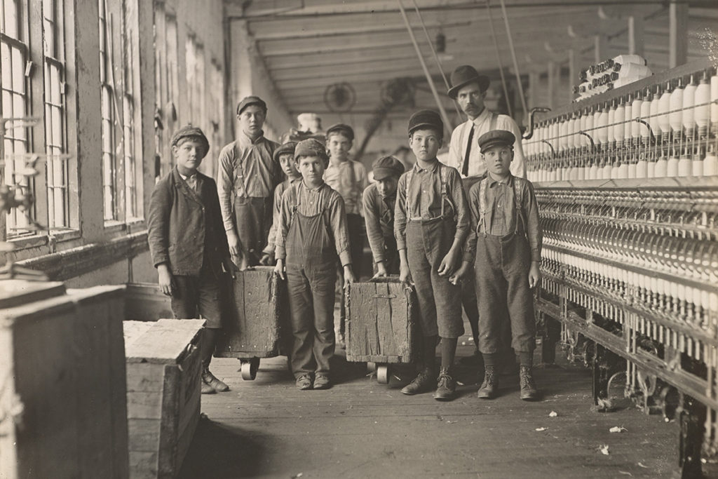 zdjęcia z przełomu wieków w MET