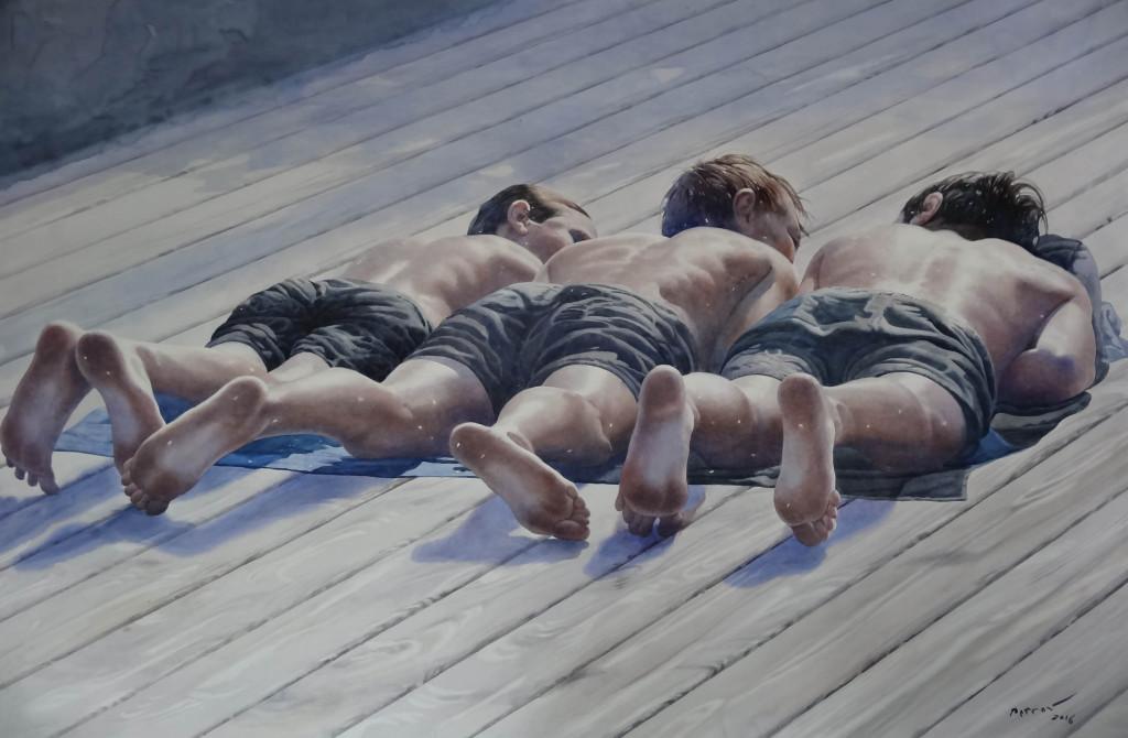 Galeria TSEKH Ievgen Petrov Boys