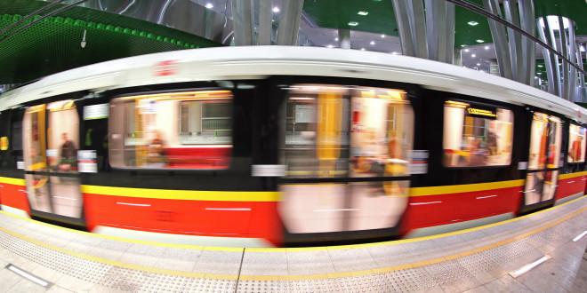 Stadion Narodowy metro